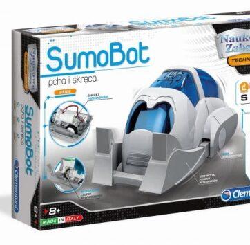 Zdjęcie Clementoni - naukowa zabawa SumoBot - producenta CLEMENTONI