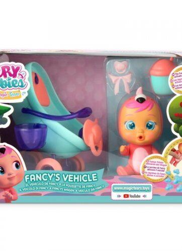 Zdjęcie Cry Babies Magic Tears – wózek Fancy - producenta TM TOYS