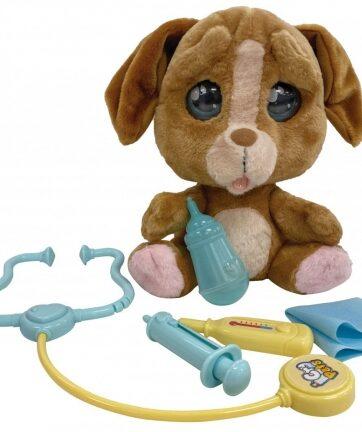 Zdjęcie Cry Pets - Pluszowy płaczący pies u Weterynarza - producenta DANTE