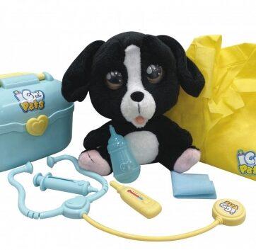 Zdjęcie Cry Pets - Pluszowy płaczący pies u Weterynarza deluxe - producenta DANTE