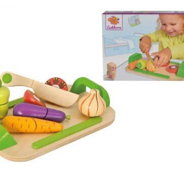 Zdjęcie Deska z warzywami na rzepy