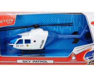 Zdjęcie Dickie Helikopter policyjny SOS 36cm - producenta DICKIE