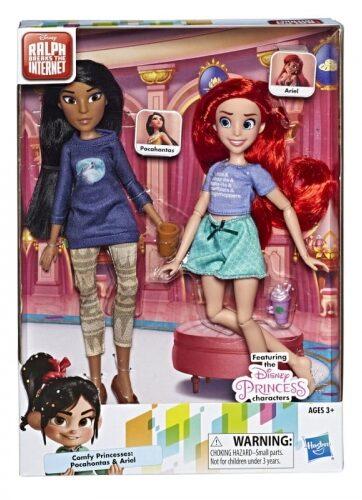 Zdjęcie Disney Princess - Dwie lalki w zestawie - producenta HASBRO