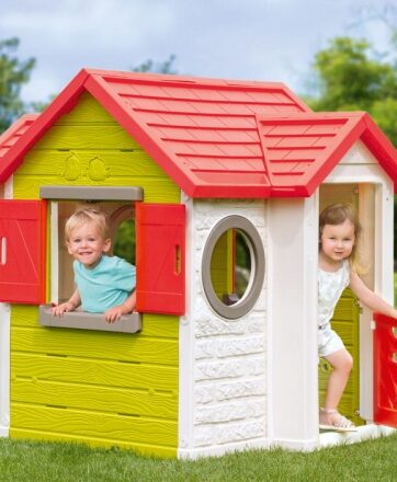 Zdjęcie Domek ogrodowy My Noe House - Smoby - producenta SMOBY
