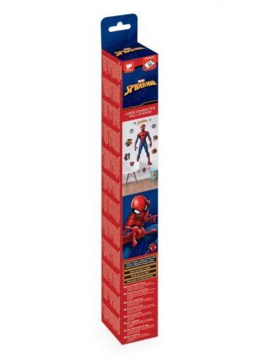 Zdjęcie Duże naklejki ścienne - zestaw Spider-Man