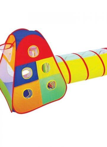 Zdjęcie Duży Namiot dla dzieci Namiot + tunel + piłeczki - producenta HH POLAND