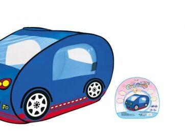 Zdjęcie Duży samorozkładający Namiot dla dzieci Autko - producenta HH POLAND