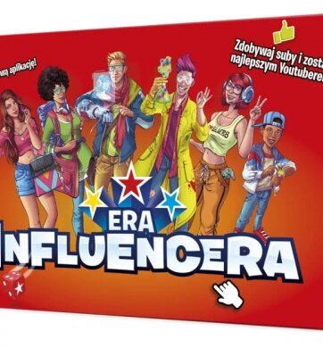 Zdjęcie Era Influencera - gra planszowa EPEE - producenta EPEE