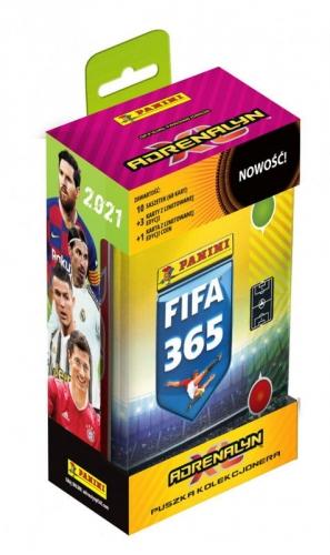 Zdjęcie FIFA 365 2021 Adrenalyn XL Puszka kolekcjonera - producenta PANINI