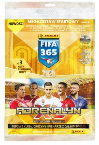 Zdjęcie FIFA 365 Adrenalin 2020 - Megazestaw startowy - producenta PANINI