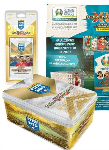 Zdjęcie FIFA 365 Adrenalin 2020 Pakiet kolekcjonera duży PANINI - producenta PANINI