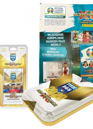 Zdjęcie FIFA 365 Adrenalin 2020 Pakiet kolekcjonera mały PANINI - producenta PANINI