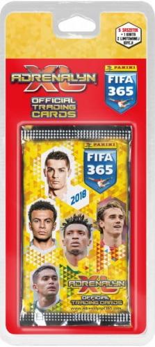 Zdjęcie FIFA 365 Adrenalyn XL 2018 - producenta PANINI