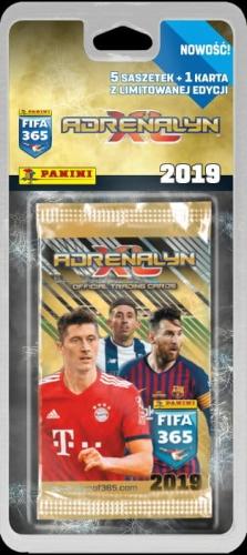 Zdjęcie FIFA 365 - Adrenalyn XL karty 5+1 - edycja 2019 - producenta PANINI