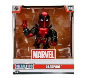 Zdjęcie Figurka kolekcjonerska Deadpool 10cm Marvel - producenta SIMBA