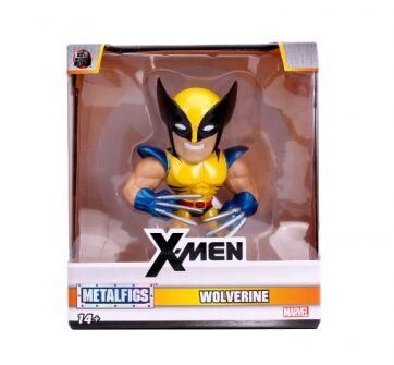 Zdjęcie Figurka kolekcjonerska Wolverine 10cm Marvel - producenta SIMBA