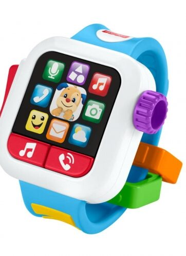 Zdjęcie Fisher-Price - Smartwatch Szczeniaczka - producenta MATTEL