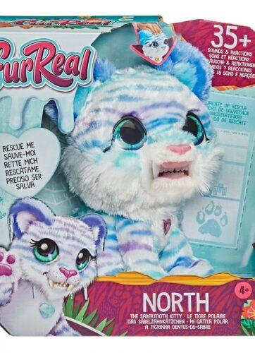 Zdjęcie FurReal Maskotka interaktywna Sabertooth Kitty - producenta HASBRO