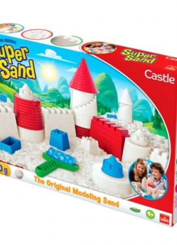 Zdjęcie GOLIATH Piasek do modelowania Super Sand Castle - producenta GOLIATH