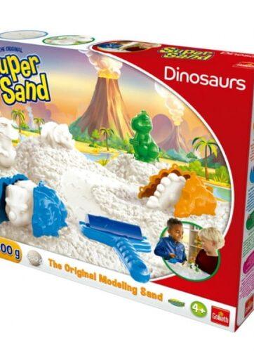Zdjęcie GOLIATH Piasek do modelowania Super Sand Dinosaurs - producenta GOLIATH