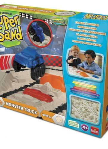 Zdjęcie GOLIATH Piasek do modelowania - Super Sand MonsterTruck - producenta GOLIATH