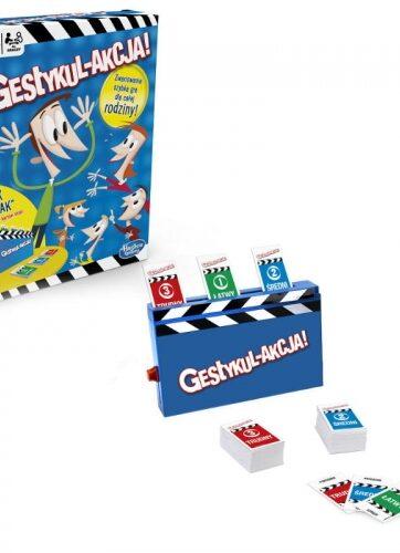 Zdjęcie Gestykul-Akcja gra rodzinna - producenta HASBRO