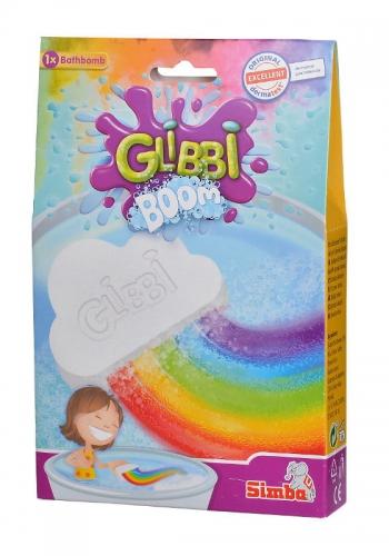 Zdjęcie Glibbi do kąpieli Tęczowa chmura - Simba - producenta SIMBA