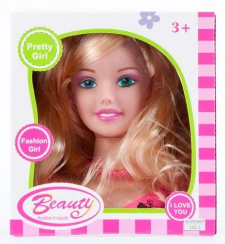 Zdjęcie Głowa do stylizacji lalka - producenta EURO-TRADE