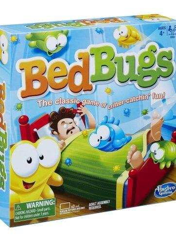 Zdjęcie Gra Bed Bugs Hasbro - producenta HASBRO