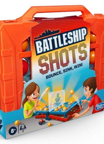 Zdjęcie Gra Bitwa Morska Battleship Shots - Hasbro - producenta HASBRO