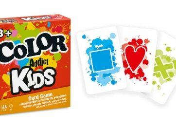 Zdjęcie Gra Color Addict Kids Cartamundi - producenta CARTAMUNDI
