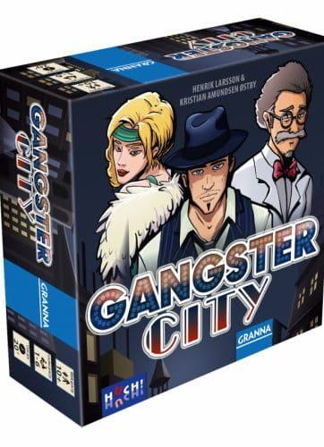 Zdjęcie Gra Gangster City - Granna - producenta GRANNA