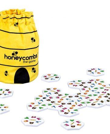 Zdjęcie Gra Honeycombs - Plastry miodu - producenta PIATNIK