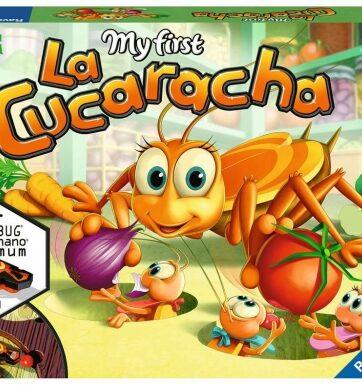 Zdjęcie Gra Moja pierwsza Cucaracha - Ravensburger - producenta RAVENSBURGER