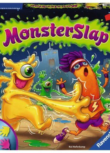 Zdjęcie Gra Monster Slap - Ravensburger - producenta RAVENSBURGER