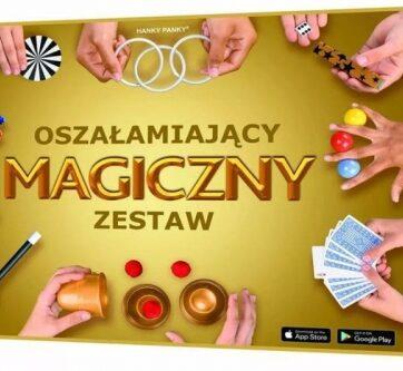 Zdjęcie Gra Oszałamiający magiczny zestaw 150 sztuczek złota edycja - producenta CARTAMUNDI
