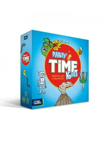 Zdjęcie Gra Party Time Kids Time - producenta ALBI