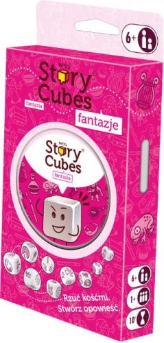 Zdjęcie Gra Story Cubes: Fantazja nowa edycja - producenta REBEL