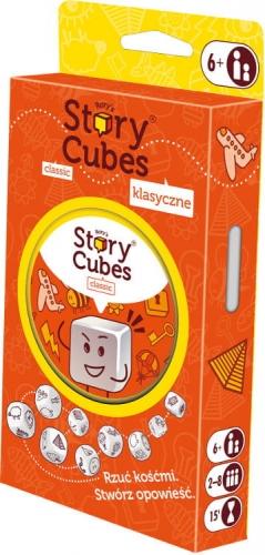 Zdjęcie Gra Story Cubes: Original nowa edycja - producenta REBEL