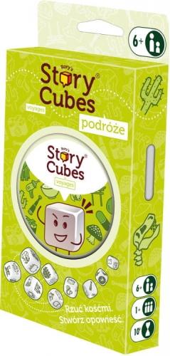 Zdjęcie Gra Story Cubes: Podróże nowa edycja - producenta REBEL