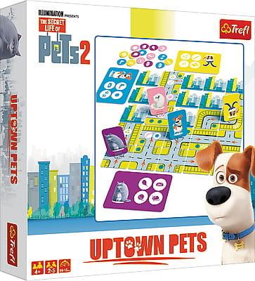 Zdjęcie Gra Uptown Pets Trefl - producenta TREFL