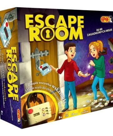 Zdjęcie Gra familijna Escape Room - producenta EPEE