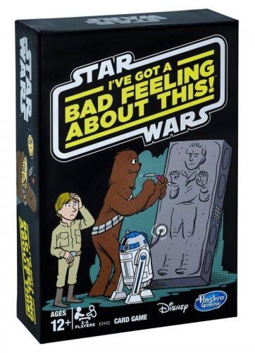 Zdjęcie Gra towarzyska Star Wars I've got a bad feeling about this - producenta HASBRO