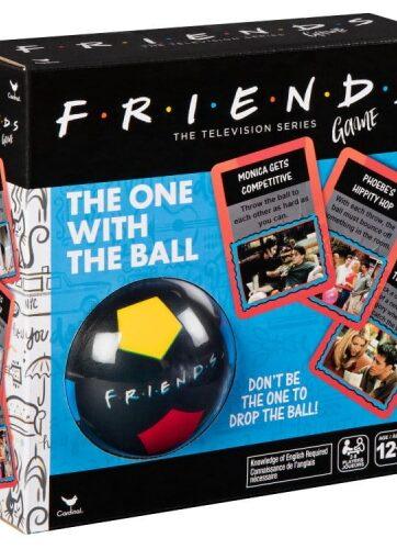 Zdjęcie Gra zręcznościowa Friends Ten z piłką - producenta SPIN MASTER