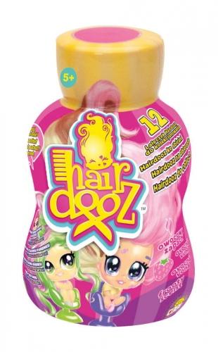Zdjęcie Hairdooz - laleczka niespodzianka w butelce szamponu - Cobi - producenta COBI