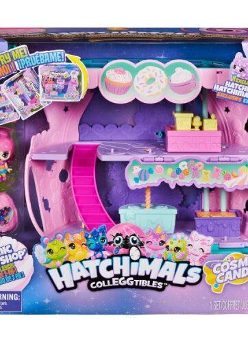 Zdjęcie Hatchimals Cosmic candy - Kosmiczna cukierenka 2w1 - producenta SPIN MASTER