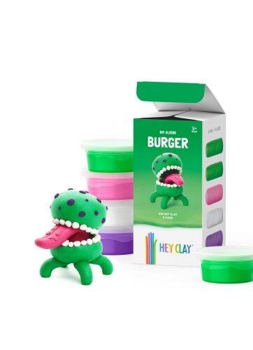 Zdjęcie Hey Clay Masa plastyczna Burger - producenta TM TOYS