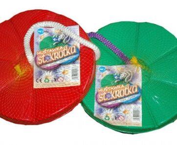 Zdjęcie Huśtawka plastikowa dla dzieci Stokrotka - producenta CZAKO