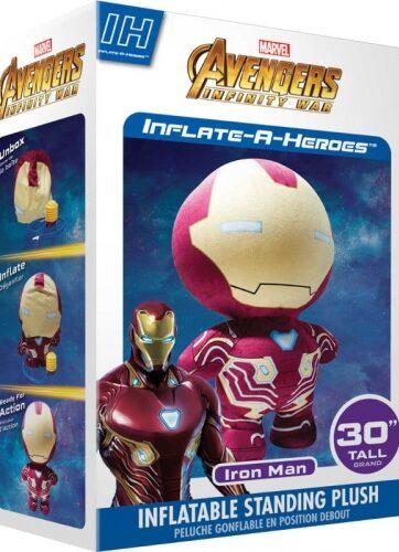 Zdjęcie Inflate-a-mals Dmuchana zabawka Iron Man 76cm - producenta INNI