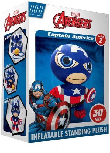 Zdjęcie Inflate-a-mals Dmuchana zabawka Kapitan Ameryka 76cm - producenta INNI